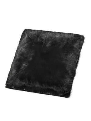 Подушка из меха норки