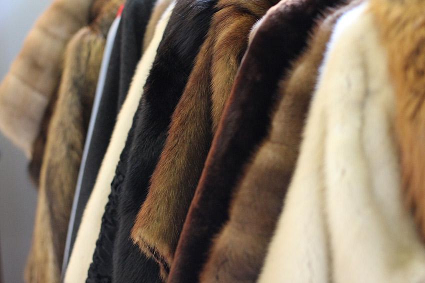 Меховая одежда от Kaminsky
