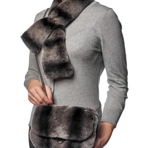 Сумка и шарф (комплект)