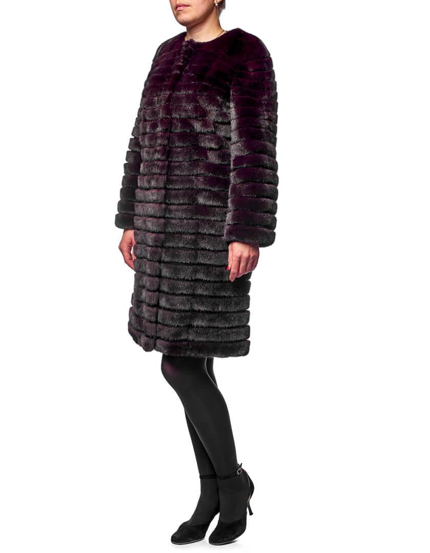 041221e136c Меховое пальто из норки (Норковая шуба) - Kaminsky Store